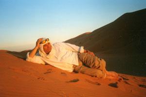 assurbanipal_riflessioni- dune di Merzouga Marocco