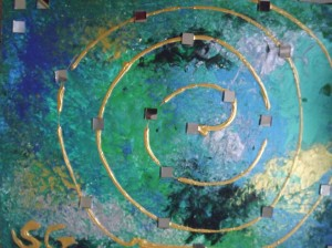 spirale verso l'infinito