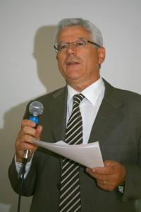 dott.Giulio Clamer presidente Società Dante Alighieri comitato di Bolzano