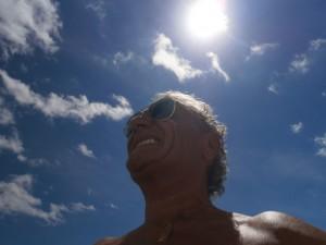Fra cielo e oceano Atlantico volano i pensieri